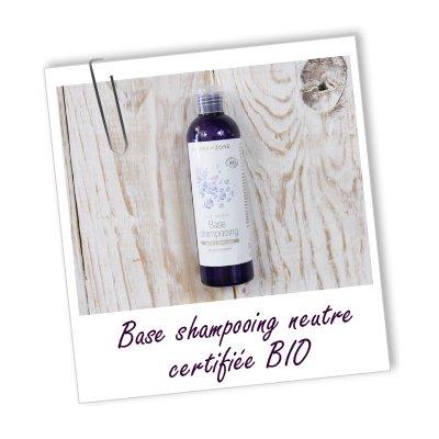 Base Shampooing neutre - Aroma-zone - Cheveux - Ingrédients diy