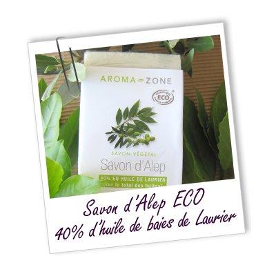 alep soap - Aroma-zone - Hygiene