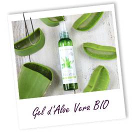 Gel d'aloe vera - Aroma-zone - Face - Hair - Body