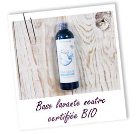 Base lavante neutre - Aroma-zone - Hygiene - Diy ingredients