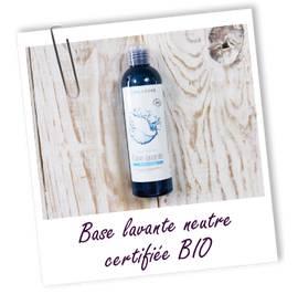 Base lavante neutre - Aroma-zone - Hygiène - Ingrédients diy