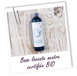 Base lavante neutre - Aroma-zone - Hygiene - Diy ingredients
