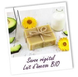 image produit Savon au lait d'ânesse