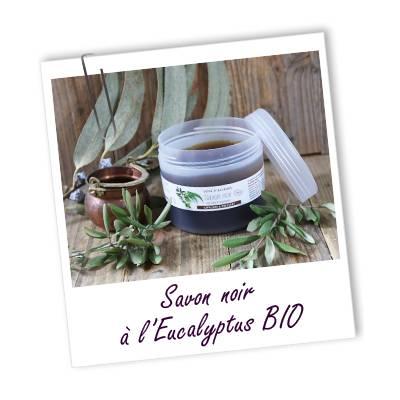 Savon noir pur olive Eucalyptus - Aroma-zone - Hygiène