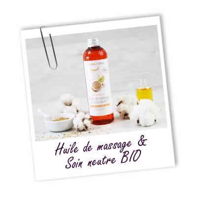 https://www.aroma-zone.com/info/fiche-technique/huile-de-massage-et-soin-neutre-bio-aroma-zone - Aroma-zone - Massage and relaxation