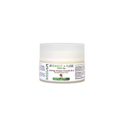 Rice powder renovator scrub - Missapi - Face