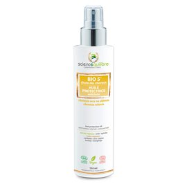 Protective hair oil - LABORATOIRES SCIENCE & ÉQUILIBRE - Hair