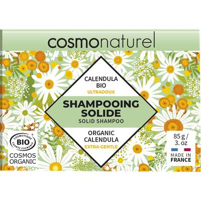 SHAMPOOING SOLIDE ULTRA DOUX - COSMO NATUREL - Cheveux