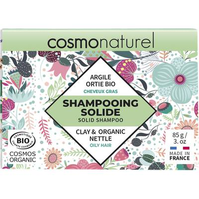 SHAMPOOING SOLIDE CHEVEUX GRAS - COSMO NATUREL - Cheveux