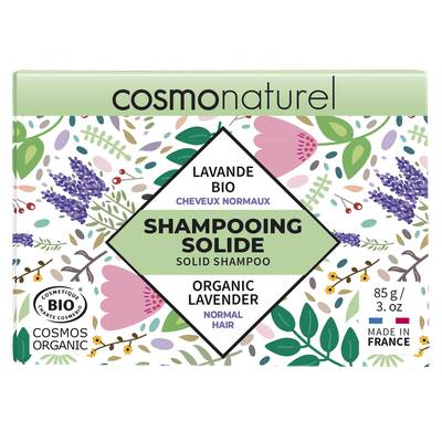 SHAMPOOING SOLIDE CHEVEUX NORMAUX - COSMO NATUREL - Cheveux
