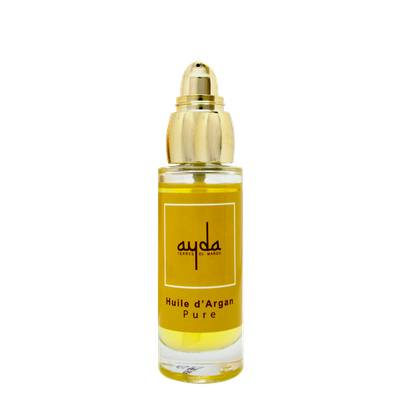 Argan Oil - Ayda - Massage and relaxation - Diy ingredients - Hair - Face - Body