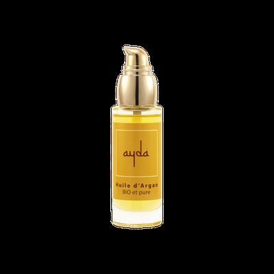 Huile d'Argan pure - Ayda - Massage et détente - Ingrédients diy - Cheveux - Corps - Visage