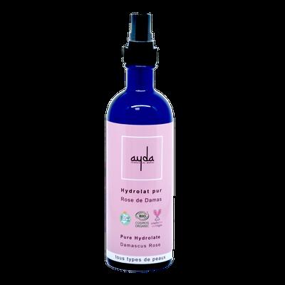 Damask Rose floral water - Ayda - Face - Diy ingredients