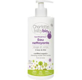 Cleansing water with honey face & body - Charlotte Baby Bio - Baby / Children