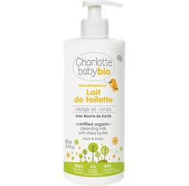 Cleansing Milk - Charlotte Baby Bio - Baby / Children