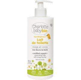Lait de Toilette - Charlotte Baby Bio - Bébé / Enfants
