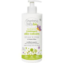 Oleo-calcareous liniment with olive oil - Charlotte Baby Bio - Baby / Children