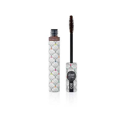 Mascara densité marron - Charlotte Make Up - Maquillage