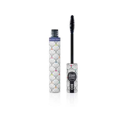 Mascara densité bleu nuit - Charlotte Make Up - Maquillage