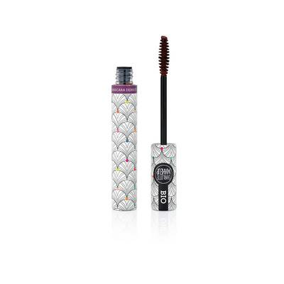 Mascara densité prune - Charlotte Make Up - Maquillage