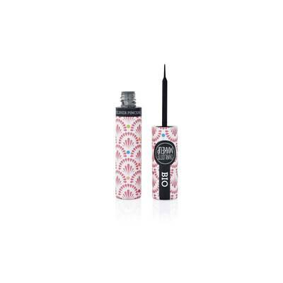 Brush Eye Liner - Black - Charlotte Make Up - Makeup