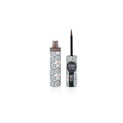 Eye line feutre brun - Charlotte Make Up - Maquillage