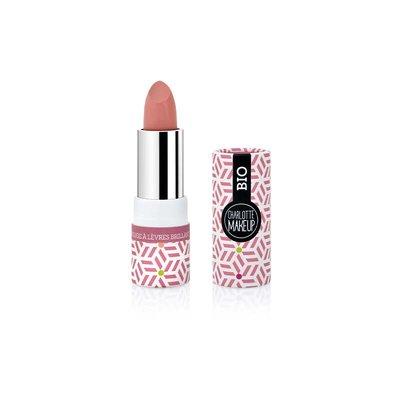 Bright lipstick pink wood - Charlotte Make Up - Makeup