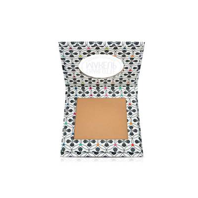 Golden compact powder - Charlotte Make Up - Make-Up