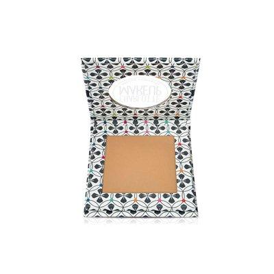 Poudre compacte doré - Charlotte Make Up - Maquillage