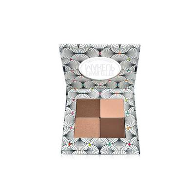 Nude eye shadow - Charlotte Make Up - Makeup