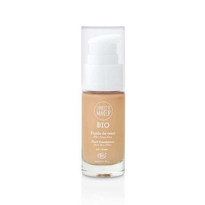 Nude foundation - Charlotte Make Up - Makeup