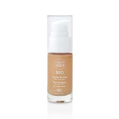 Natural beige foundation - Charlotte Make Up - Makeup