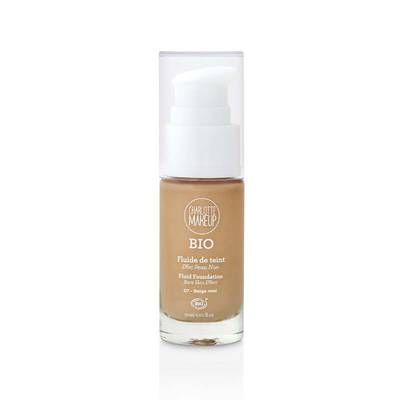 Fond de teint beige miel - Charlotte Make Up - Maquillage