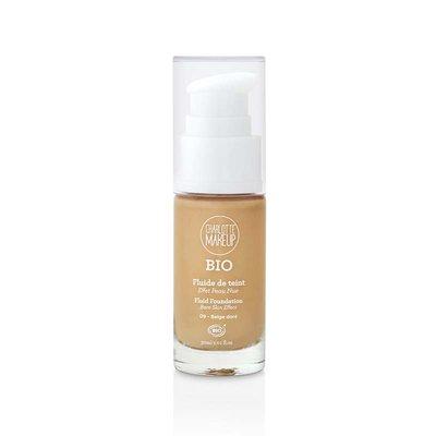 Fond de teint beige doré - Charlotte Make Up - Maquillage
