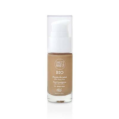 Sand beige foundation - Charlotte Make Up - Makeup