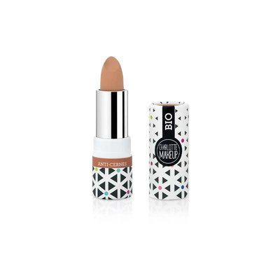 Correcteur anti-cernes beige miel - Charlotte Make Up - Maquillage