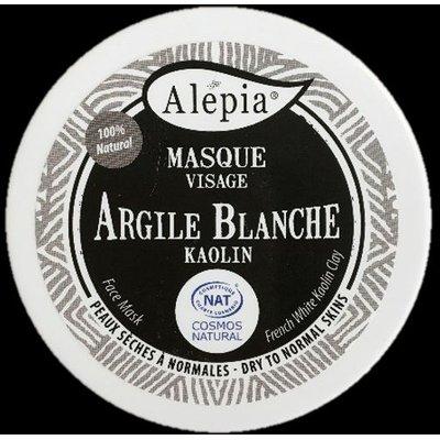 Argile Blanche Kaolin - ALEPIA - Visage - Cheveux