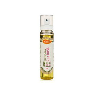 ARGAN OIL WITH ROSE - ALEPIA - Massage and relaxation
