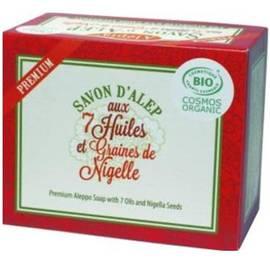 image produit Savon premium aux 7 huiles