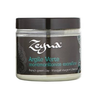 Argile Verte Surfine - ZEYNA - Visage - Cheveux