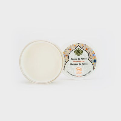 Beurre de Karité - TERRE D'ECOLOGIS - Visage - Cheveux - Massage et détente - Corps