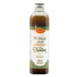 image produit Aleppo shower gel with 1 % laurel oil