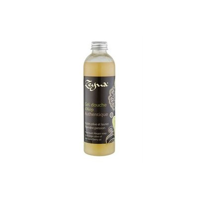 Gel Douche Alep Authentique Tradition - ZEYNA - Corps
