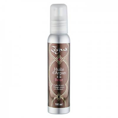 ARGAN OIL WITH ROSE - ZEYNA - Massage and relaxation