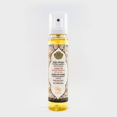 Argan Oil Jasmine - TERRE D'ECOLOGIS - Face - Hair - Massage and relaxation - Body