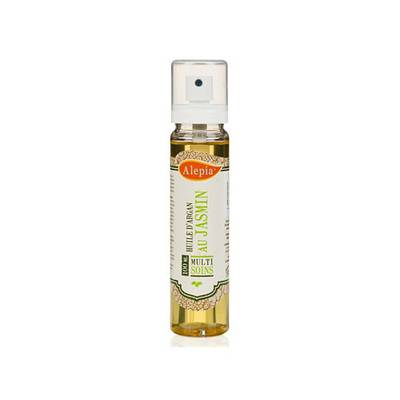 ARGAN OIL WITH VANILLA - ALEPIA - Massage and relaxation