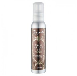 ARGAN OIL WITH VANILLA - ZEYNA - Face - Hair - Massage and relaxation - Body