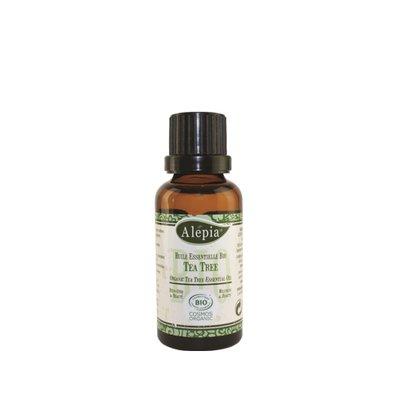Huile Essentiel de Tea Tree 10mL - ALEPIA - Massage et détente