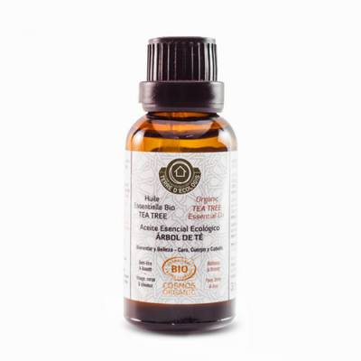 TEA TREE ESSENTIAL OIL - TERRE D'ECOLOGIS - Massage and relaxation