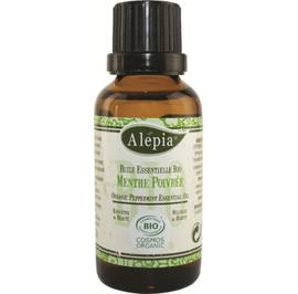 image produit Organic peppermint essential oil